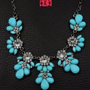 BETSEY JOHNSON~ Art Deco Necklace